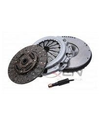 350z HR JWT Clutch & Flywheel Kit, Nodular Iron 26lb Flywheel, 900Kg Clutch/Disc/TO & Pilot Bearing