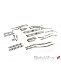 QuickSilver Exhausts Ferrari 250 GT Cabriolet Ser. 2 Stainless Steel Exhaust (1959-62)