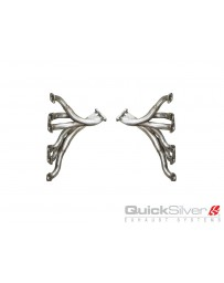 QuickSilver Exhausts Ferrari 275 GTB GTS Stainless Steel Manifolds (1964-66)
