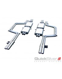 QuickSilver Exhausts Ferrari 365 GT 2 plus 2 Stainless Steel Exhaust (1968-70)