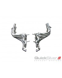 QuickSilver Exhausts Ferrari 365 GTB 4 Daytona S1 Stainless Steel Manifolds (1968-71)