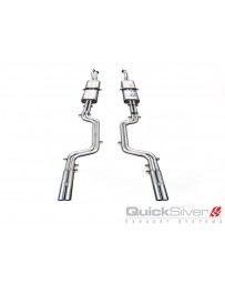 QuickSilver Exhausts Ferrari 365 GTC, GTS Stainless Steel Exhaust (1967-70)