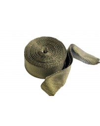 "R34 ISR Performance Titanium Thermal Exhaust Heat Wrap - 2"" x 1.6mm x 50'"