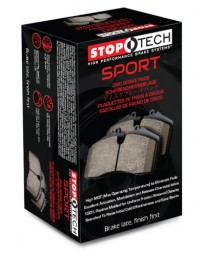 R34 Stoptech Front Sport Brake Pads for Stoptech ST-41 Calipers