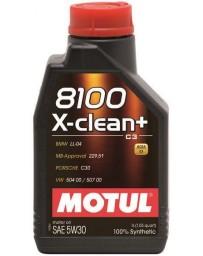 350z DE MOTUL 8100 X-Clean+