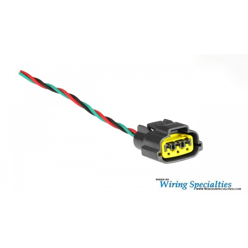 350z wiring specialties coil pack connector