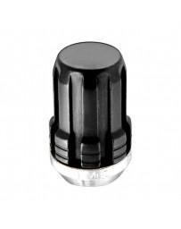350z McGard Black SplineDrive Cone Seat Lug Nut Set