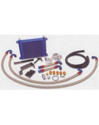 R34 Greddy Oil Cooler Kit - Includes Filter Relocation