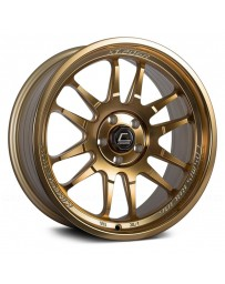 "COSMIS RACING - XT-206R Hyper Bronze (18"" x 9.5"", +10 Offset, 5x120.65 Bolt Pattern, 74.1mm Hub)"