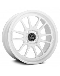 "COSMIS RACING - XT-206R White (18"" x 9"", +33 Offset, 5x100 Bolt Pattern, 73.1mm Hub)"