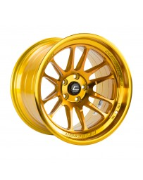 "COSMIS RACING - XT-206R Hyper Gold (18"" x 11"", +8 Offset, 5x114.3 Bolt Pattern, 73.1mm Hub)"