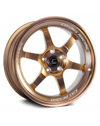 "COSMIS RACING - XT-006R Hyper Bronze (18"" x 9"", +35 Offset, 5x100 Bolt Pattern, 73.1mm Hub)"
