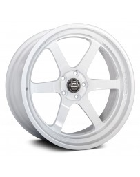 "COSMIS RACING - XT-006R White (18"" x 11"", +8 Offset, 5x114.3 Bolt Pattern, 73.1mm Hub)"