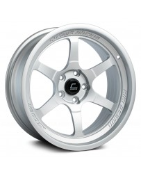 "COSMIS RACING - XT-006R Matte Silver (18"" x 11"", +8 Offset, 5x114.3 Bolt Pattern, 73.1mm Hub)"