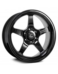 "COSMIS RACING - XT-005R Black with Machined Spokes (20"" x 9.5"", +15 Offset, 6x139.7 Bolt Pattern, 106mm Hub)"