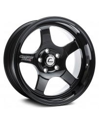"COSMIS RACING - XT-005R Black (18"" x 9"", +25 Offset, 5x100 Bolt Pattern, 73.1mm Hub)"