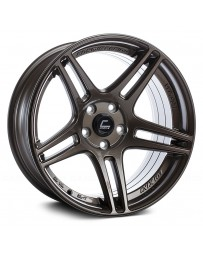 "COSMIS RACING - S5R Bronze (18"" x 9"", +26 Offset, 5x114.3 Bolt Pattern, 73.1mm Hub)"