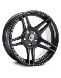 "COSMIS RACING - S5R Gunmetal (17"" x 10"", +22 Offset, 5x114.3 Bolt Pattern, 73.1mm Hub)"