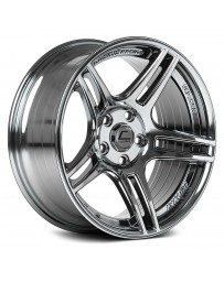 "COSMIS RACING - S5R Black Chrome (17"" x 10"", +22 Offset, 5x114.3 Bolt Pattern, 73.1mm Hub)"
