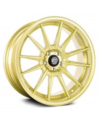 "COSMIS RACING - R1 PRO Gold (18"" x 10.5"", +32 Offset, 5x114.3 Bolt Pattern, 73.1mm Hub)"