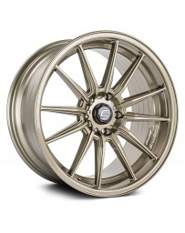 "COSMIS RACING - R1 Bronze (18"" x 9.5"", +35 Offset, 5x114.3 Bolt Pattern, 73.1mm Hub)"