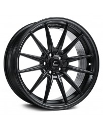 "COSMIS RACING - R1 Matte Black (18"" x 8.5"", +35 Offset, 5x114.3 Bolt Pattern, 73.1mm Hub)"