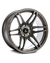 "COSMIS RACING - MRII Bronze (18"" x 9.5"", +15 Offset, 5x114.3 Bolt Pattern, 73.1mm Hub)"