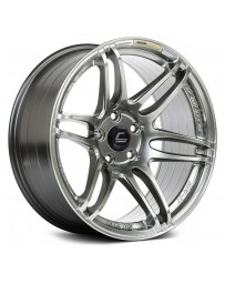 "COSMIS RACING - MRII Hyper Black (18"" x 9.5"", +15 Offset, 5x114.3 Bolt Pattern, 73.1mm Hub)"