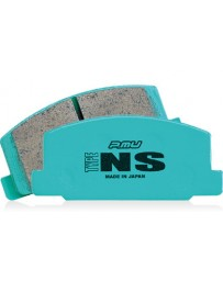 370z Project Mu TYPE NS Front Akebono Brake Pads