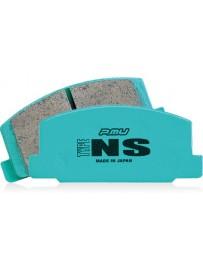 350z Project Mu TYPE NS Rear Brembo Brake Pads