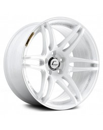 "COSMIS RACING - MRII White (18"" x 10.5"", +20 Offset, 5x114.3 Bolt Pattern, 73.1mm Hub)"