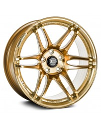"COSMIS RACING - MRII Hyper Bronze (18"" x 10.5"", +20 Offset, 5x114.3 Bolt Pattern, 73.1mm Hub)"