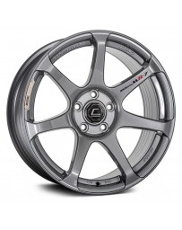 "COSMIS RACING - MR7 Gunmetal (18"" x 9"", +25 Offset, 5x114.3 Bolt Pattern, 73.1mm Hub)"