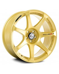 "COSMIS RACING - MR7 Gold (18"" x 9"", +25 Offset, 5x100 Bolt Pattern, 73.1mm Hub)"