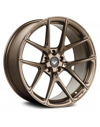 "Vorsteiner VFF-101 Bronze (19"" x 9.5"", +22 Offset, 5x120.65 Bolt Pattern, 72mm Hub)"