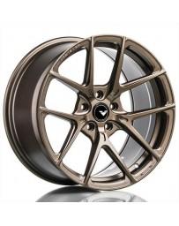 Vorsteiner V-FF 101 19x10.5 5x120 34D 72 Patina Bronze Wheel