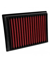 "Nissan Juke Nismo RS 2014+ AEM DryFlow Panel Red Air Filter (8.813"" L x 6.625"" W x 1.313"" H)"