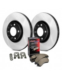 Nissan Juke Nismo RS 2014+ Centric Preferred Plain Rear Brake Kit