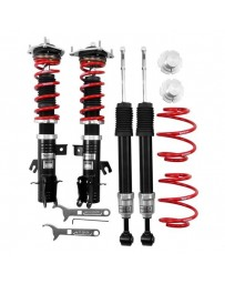 "Nissan Juke Nismo RS 2014+ RS-R 1""-3"" x 1.4""-2.8"" Sports-i Front and Rear Lowering Coilover Kit"