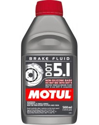 Nissan Juke Nismo RS 2014+ Motul Dot 5.1 Synthetic Racing Brake / Clutch Fluid