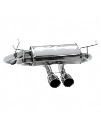 Nissan Juke Nismo RS 2014+ HKS Legamax Premium Series 304 SS Exhaust System with Dual Rear Exit
