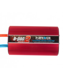 NRG Voltage Stabilizer E-PAC2 - Red
