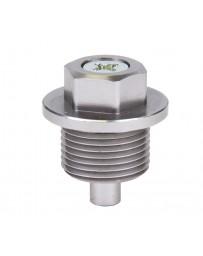 NRG Magnetic Oil Drain Plug M20X1.5 Subaru - Gunmetal