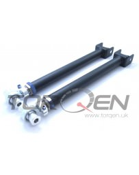 370z SPL Titanium Rear Toe Arm Links for True Coilover