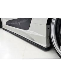 370z WeberSports Zenith Line Side Under Panel (Carbon)