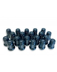 370z GReddy Racing Lug Nuts Closed, Short (4pc) - M12x1.25
