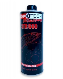 350z StopTech STR-660 Ultra Performance Race Brake Fluid
