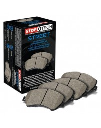 350z StopTech Street Performance Brake Pads with Hardware Kit for Brembo brakes - FRONT