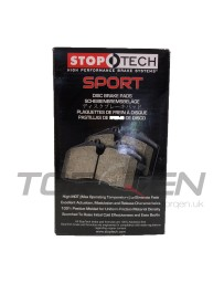 350z StopTech Sport Performance Brake Pads with Hardware Kit for Brembo brakes - REAR