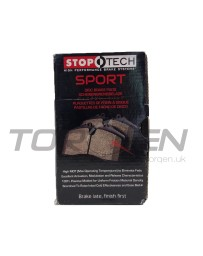 370z StopTech Sport Brake Pads for Akebono brakes - FRONT